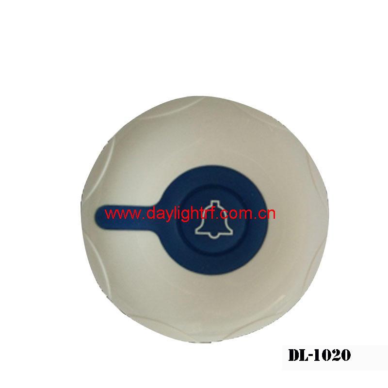 waterproof remote control doorbell wireless transmitter DL-1020