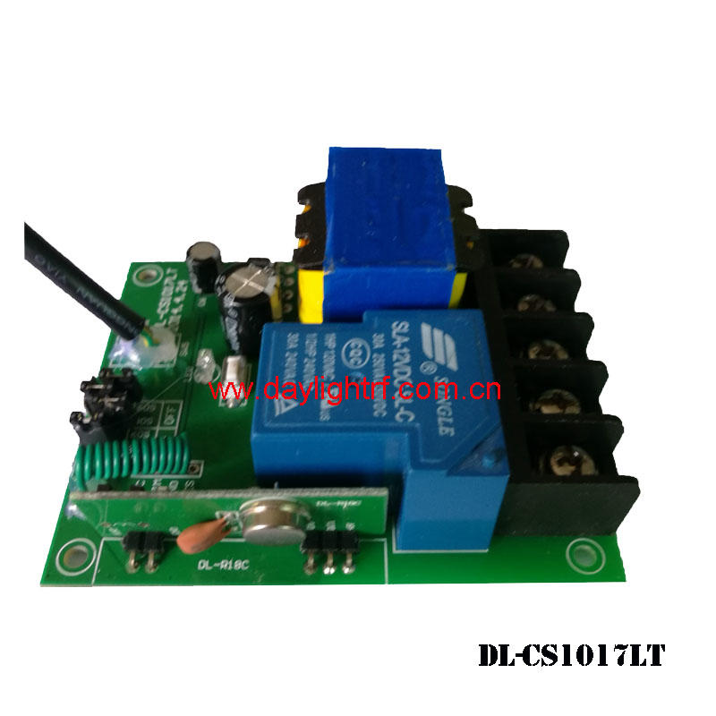 wireless remote controller with optional recycle ON OFF timer DL-CS1017LT
