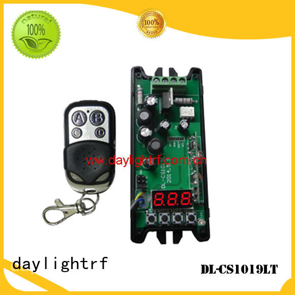 daylightrf timer wireless remote control relay switch wholesale
