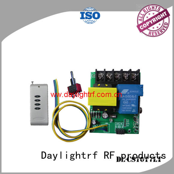custom remote control light switch factory fast delivery