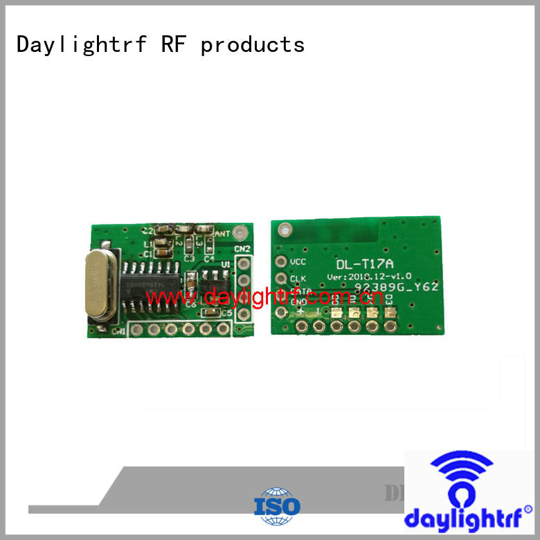 daylightrf doorbell overhead door remote with saw resonator fast delivery
