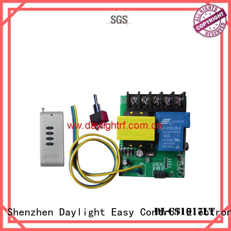 daylightrf on camera remote control fast delivery