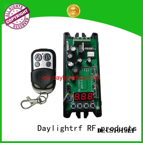 daylightrf best remote control switch supplier for sale