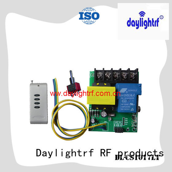 daylightrf wireless light switch kit with programmable recycle fast delivery