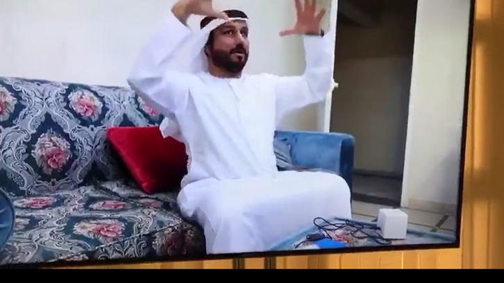 In Arabia