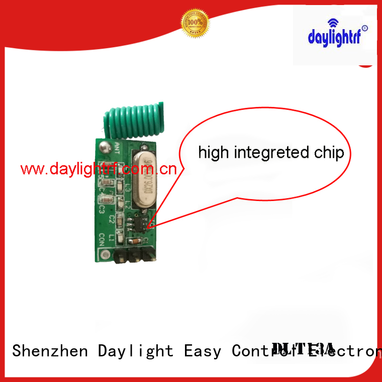 daylightrf waterproof transmitter module with sleeping function online