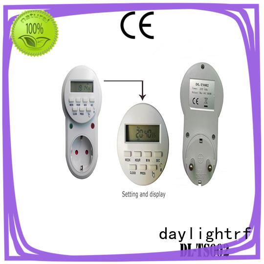 daylightrf plug 220v timer switch home application for sale