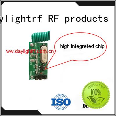 daylightrf semi transparent garage remote maker fast delivery
