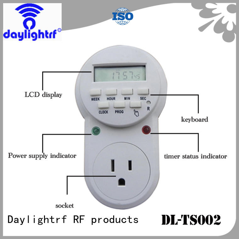 daylightrf timer wall switch maker wholesale