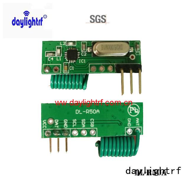 daylightrf 433mhz rf receiver supply wholesale
