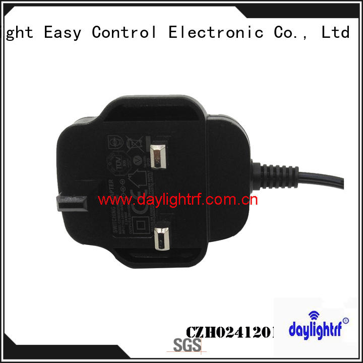 daylightrf dc power adapter communication online
