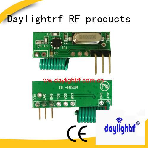 daylightrf wholesale rf receiver module supplier