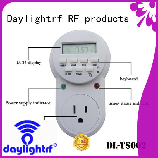daylightrf switch timer home application wholesale