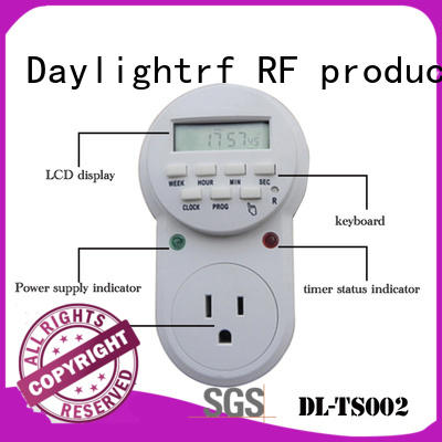 daylightrf eu wall switch timer