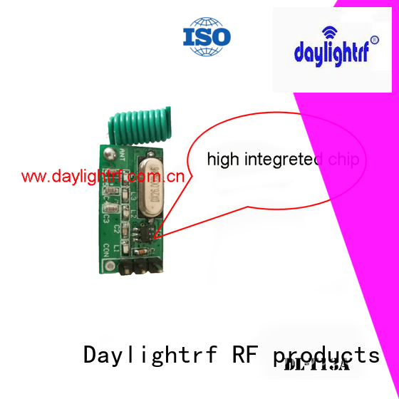 daylightrf new remote control rf with saw resonator fast delivery
