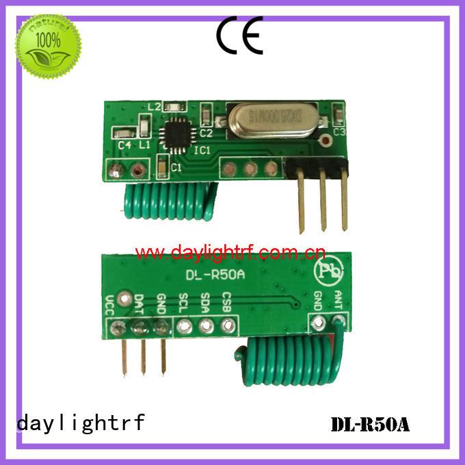 daylightrf narrow rf receiver factory