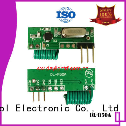 daylightrf 433mhz rf receiver factory wholesale