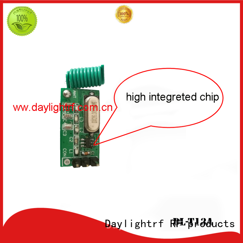 daylightrf plastic case rf transmitter with saw resonator for sale
