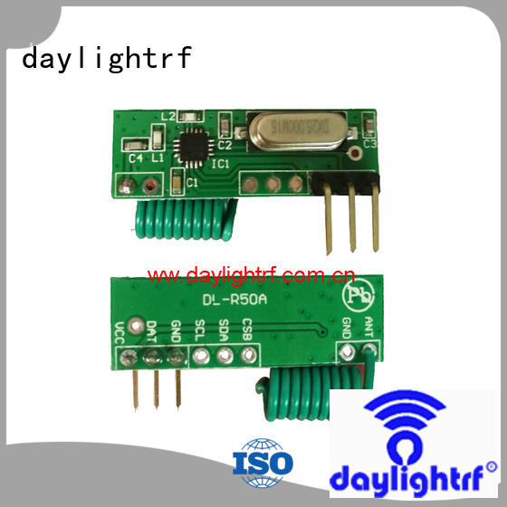 daylightrf excellent 433mhz receiver capability for sale