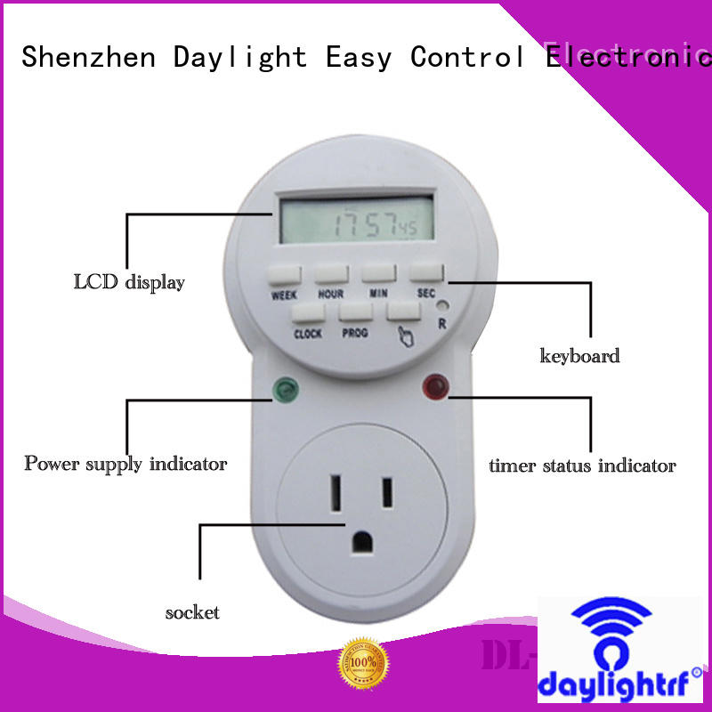 daylightrf ac timer switch manufacturer wholesale