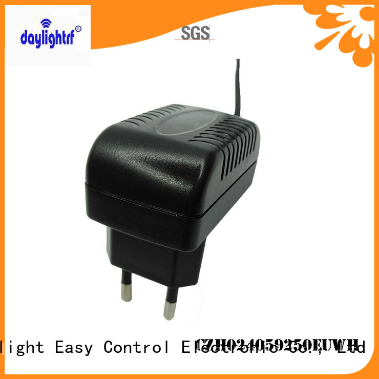daylightrf dc 12v 2a power adapter equipment for sale