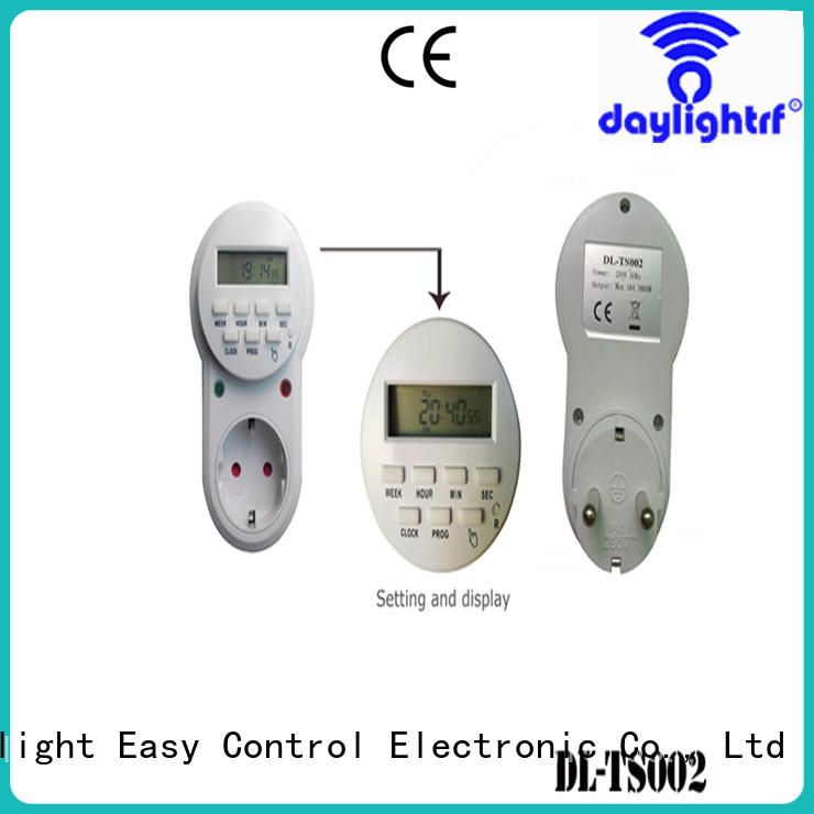 electronic switch timer home application