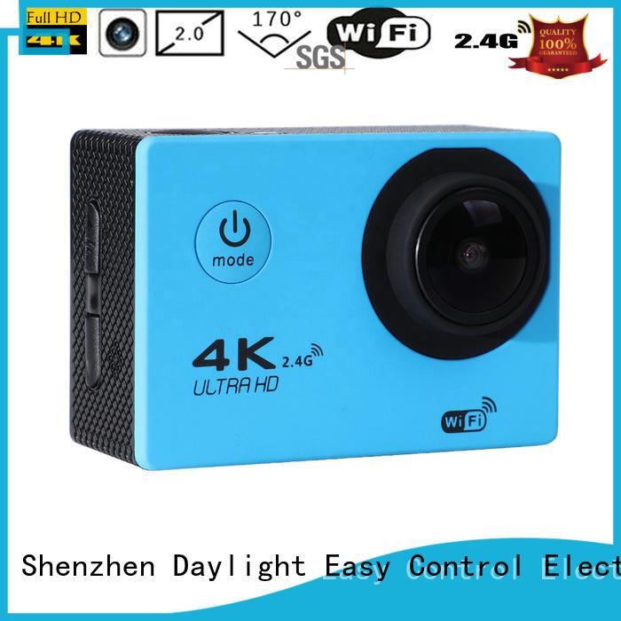 daylightrf wholesale sports camera company for parkour