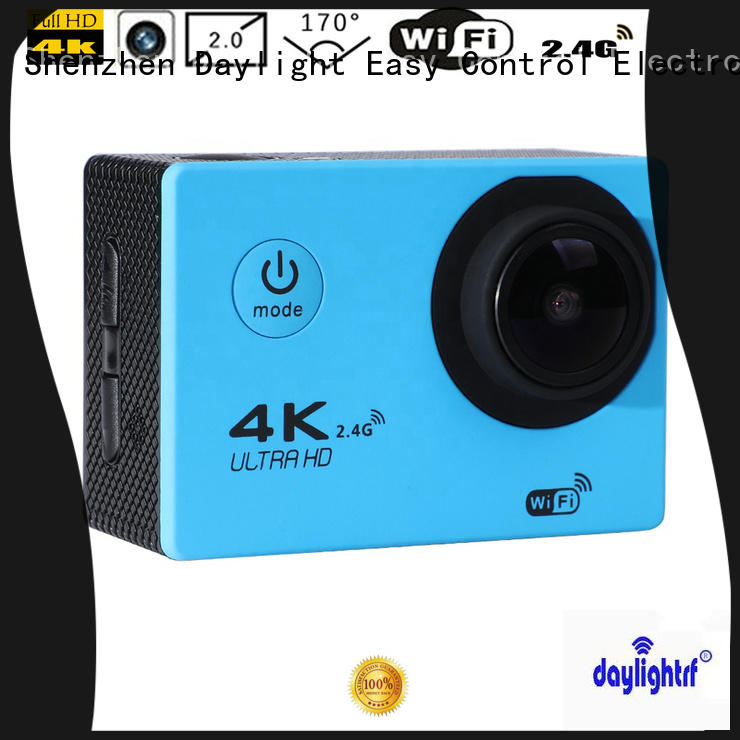 daylightrf best 4k ultra hd action camera for busniess for skiing