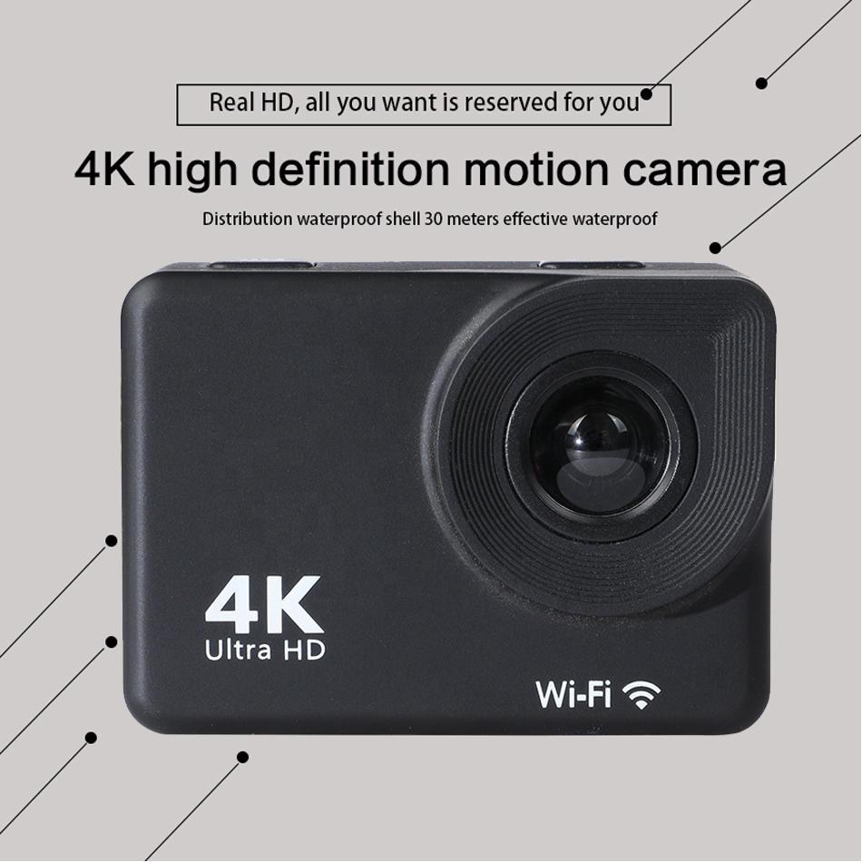4k 3840*2160 Waterproof Sport Action Camera