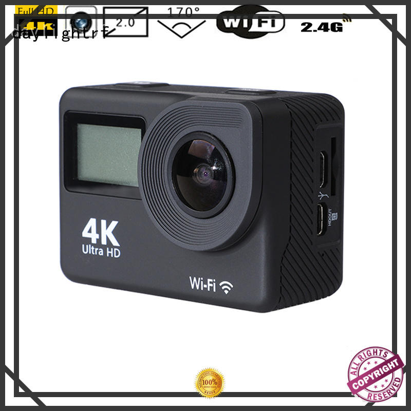 top 4k ultra hd action camera factory for sports