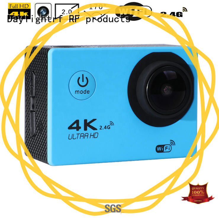 new waterproof action camera supplier for sports