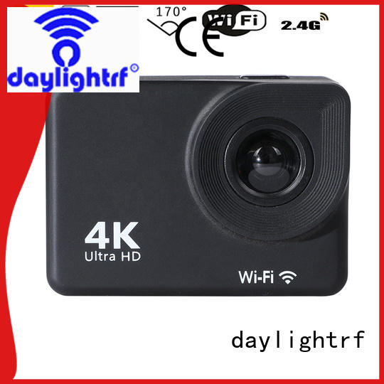 daylightrf sport action camera factory for hiking