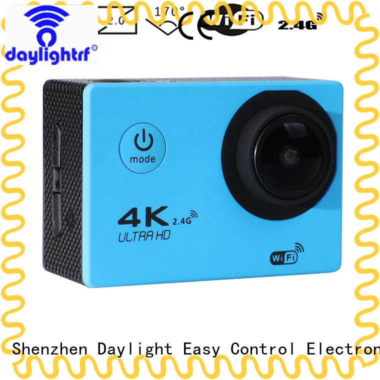 daylightrf sport action camera factory for sports
