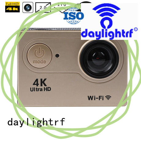 best action camera with lcd display for sports daylightrf