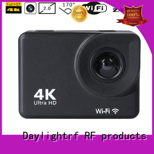 daylightrf sports camera company for hiking